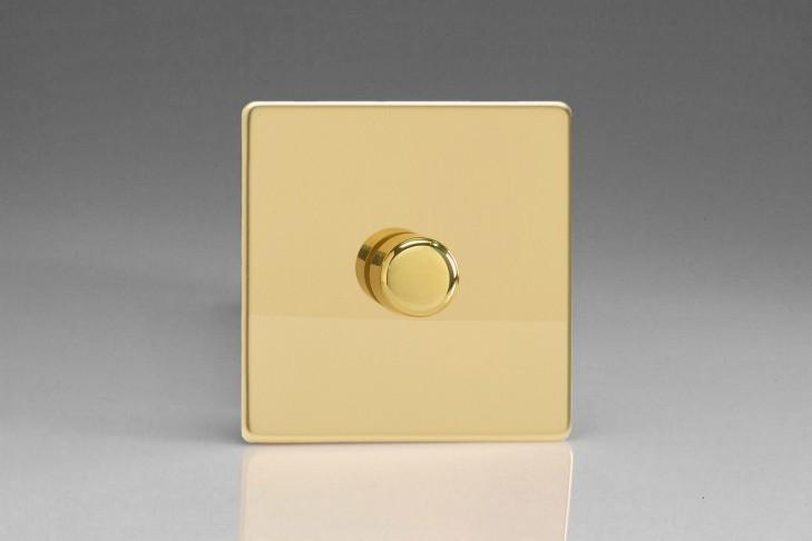Variateur LED Design Laiton Miroir
