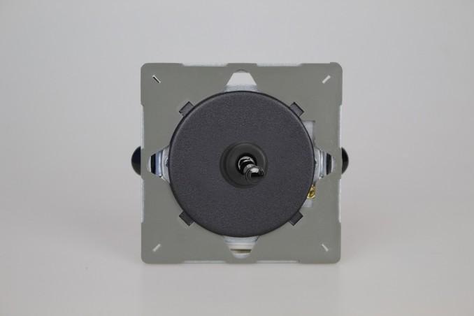 Module Interrupteur V&V Toggle Switch Noir Mat
