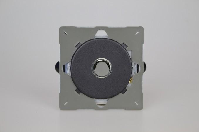 Module Interrupteur V&V Push Switch Noir Mat