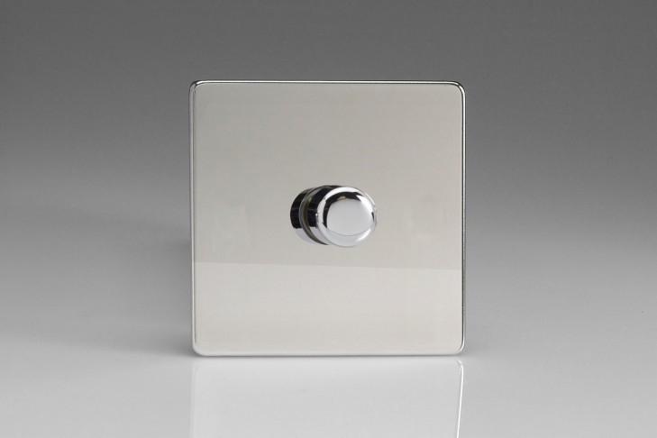 Variateur LED Design Chrome Miroir