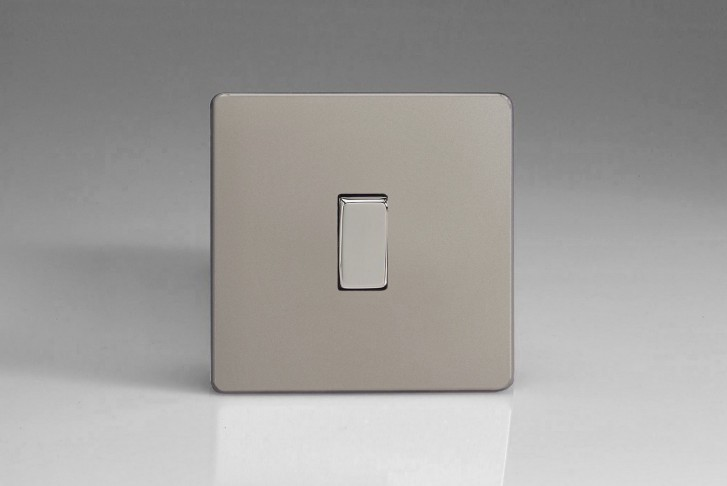Permutateur Design Rocker Switch Satin
