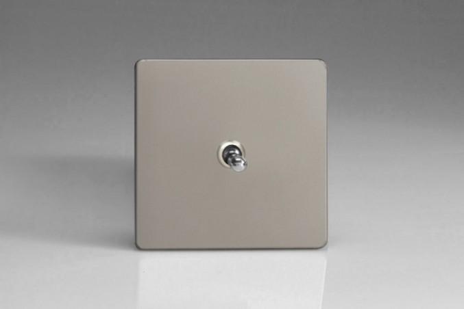 Permutateur Design Toggle Switch Satin
