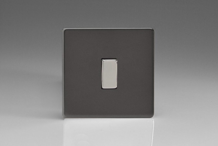 Permutateur Design Rocker Switch Etain