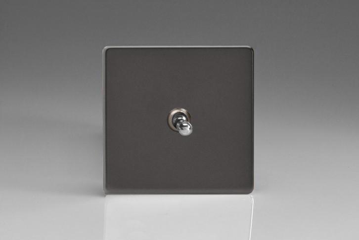 Interrupteur Design Va et Vient à Levier Toggle Switch Étain