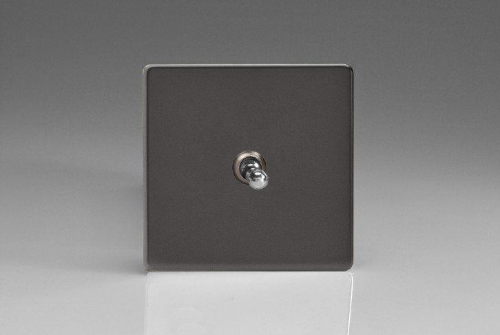 Permutateur Design Toggle Switch Etain