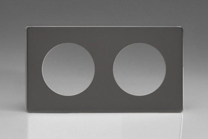 Plaque Composable Double Étain