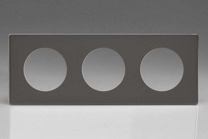 Plaque Composable Triple Étain