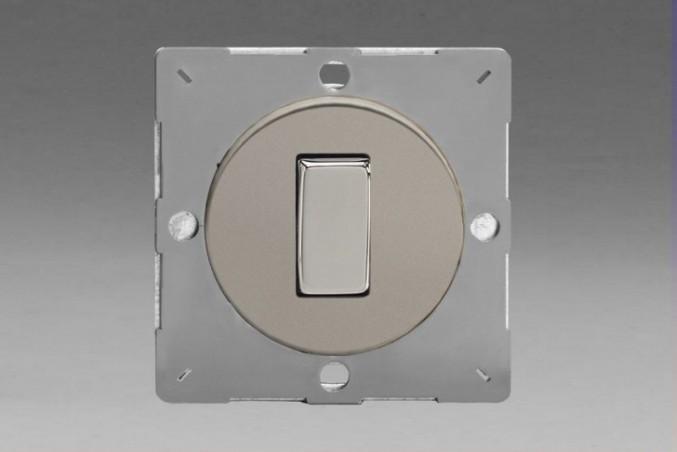 Module Interrupteur Design V&V Rocker Switch Satin