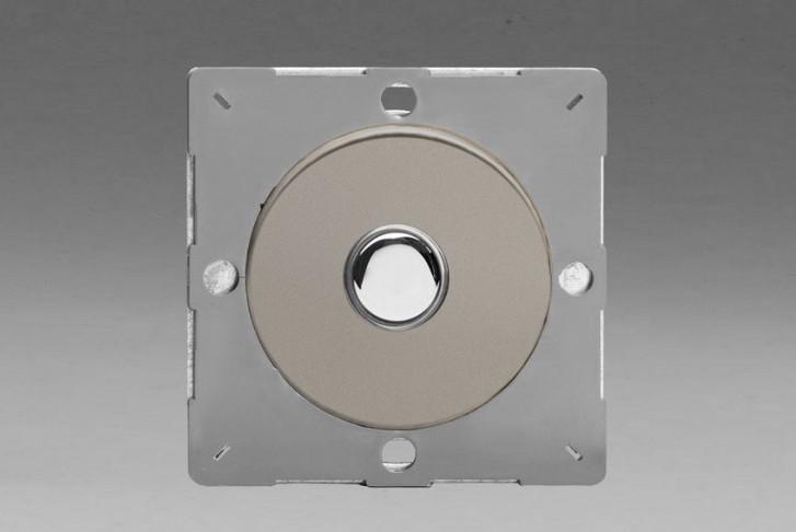 Module Interrupteur V&V Push Switch Satin
