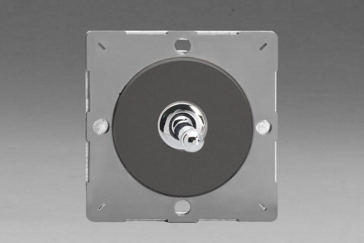 Module Interrupteur Design V&V Toggle Switch Etain